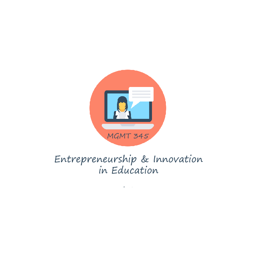 Entrepreneurship and Innovation in Education